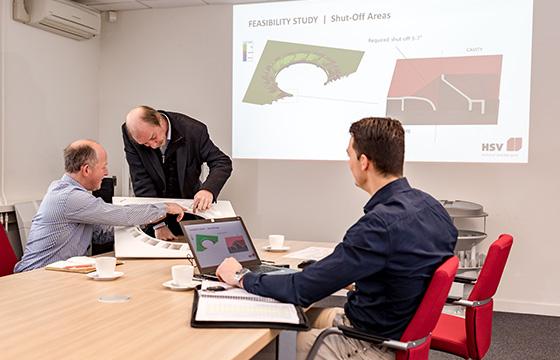 HSV technical Moulded Parts ontwikkeling en productie van grote kunststof producten, behuizingen