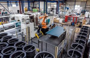 HSV Technical Moulded Parts, specialist in het spuitgieten van grote kunststof producten