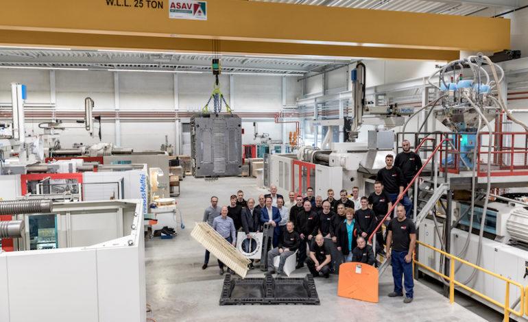 HSV Technical Moulded Parts, ontwikkeling en productie van kunststof producten die u meerwaarde leveren