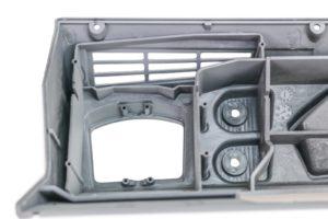 HSV Technical Moulded Parts ontwikkelt en produceert ASHBOARD VOOR STRATENWALS