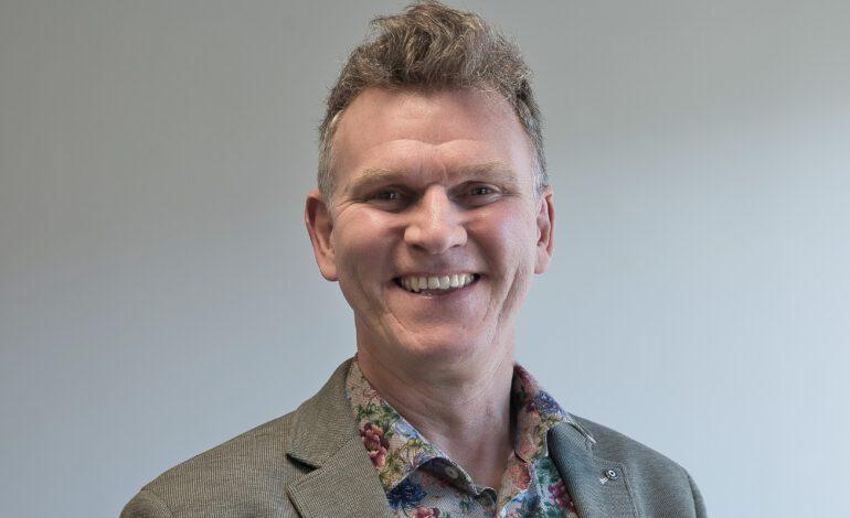 Theo Gijsberts, Sales Engineer bij HSV-TMP